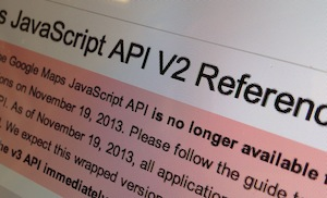google-v2-javascript-no-longer