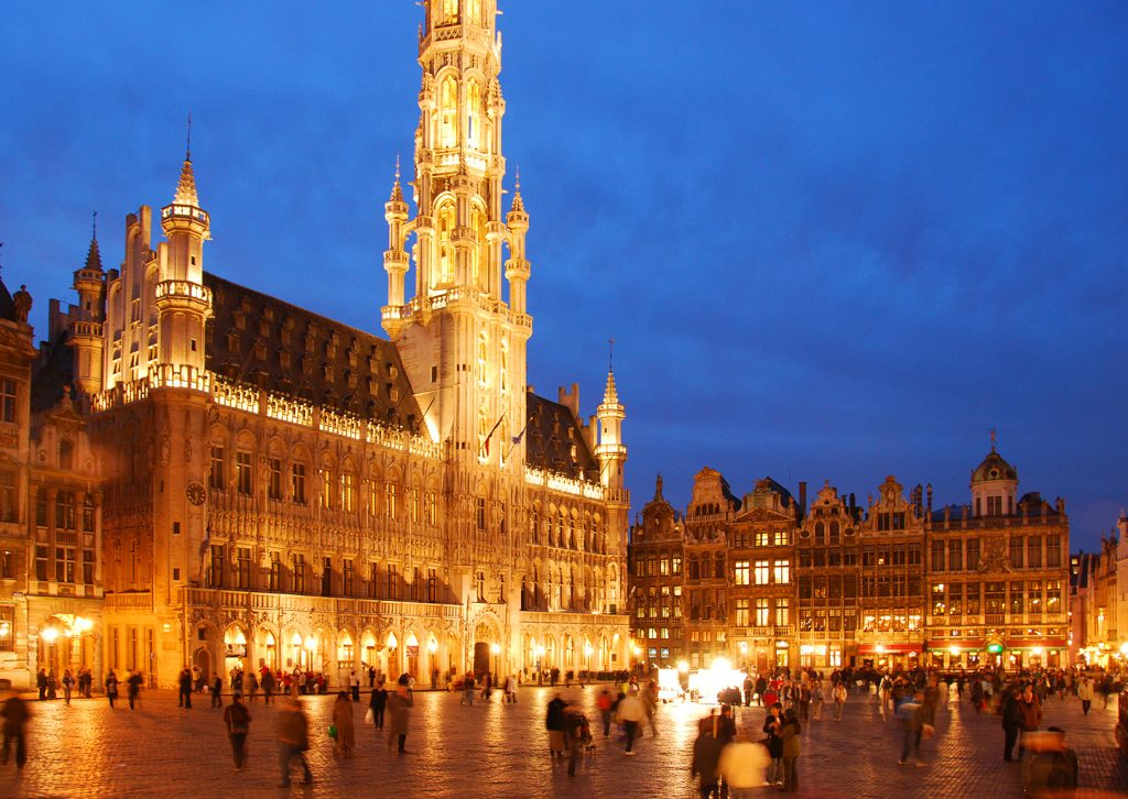 Brussels_Great_Market_Square