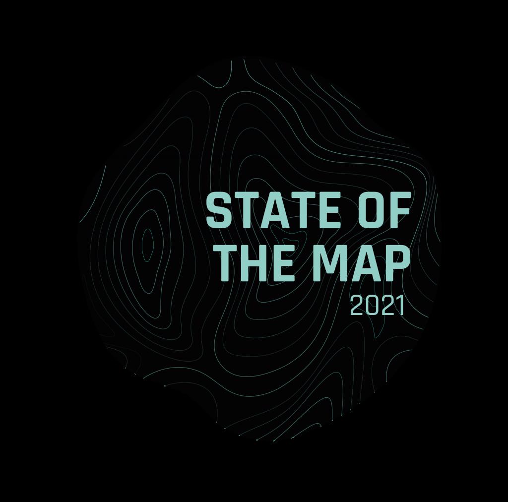 Contours, SotM 2021 Logo